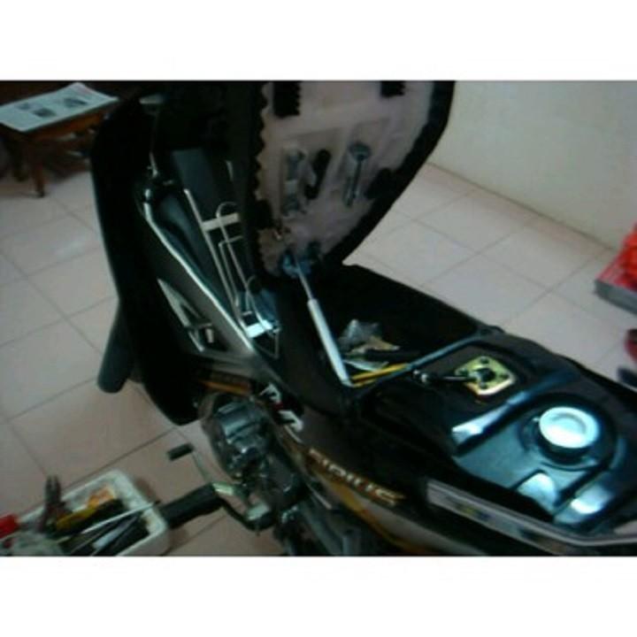 Nâng yên xe máy các loại xe