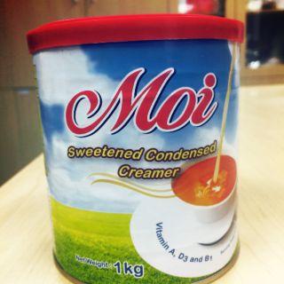 Sữa đặc nhập khẩu malaysia