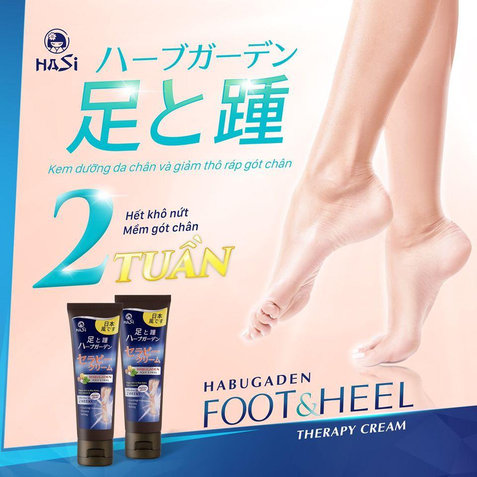 Kết quả hình ảnh cho gót chân Hasi Habugaden