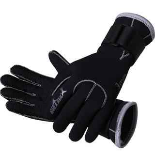 Găng tay lặn biển 3mm, SIZE 2in1, chống trượt, giữ ấm POPO C0llection