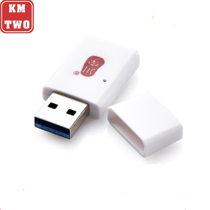 🌞Mobile Phone Tf Memory Card Reader C308 Mini USB3.0 High Speed Reader