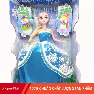 Búp Bê Elsa Khớp Nối (BB286-30)