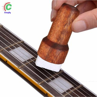Wood Guitar Bass String Cleaner Body Cleaning Tool For Stringed Musical Instruments Parts Accessories