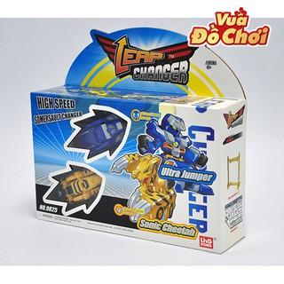 Tốc Chiến Thần Xa – Ultra Jumper vs Sonic Cheetah