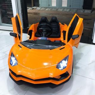 [ĐÃ VỀ-RẺ VÔ ĐỊCH]Xe ô tô điện trẻ em Lamborghini