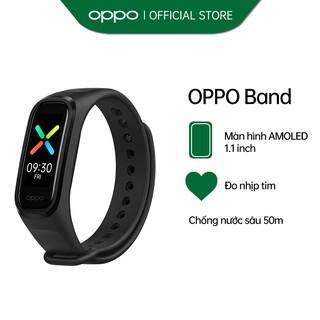 Vòng tay thông minh OPPO Band - Hàng Chính Hãng thumbnail