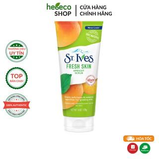 Tẩy Da Chết Mơ Làm Sạch Và Mềm Da St.Ives Apricot Scrub 170ml - USA Chính Hãng thumbnail