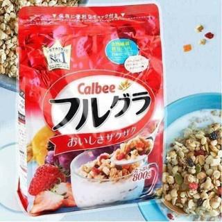 Ngũ cốc Calbee nội địa Nhật 800G thumbnail