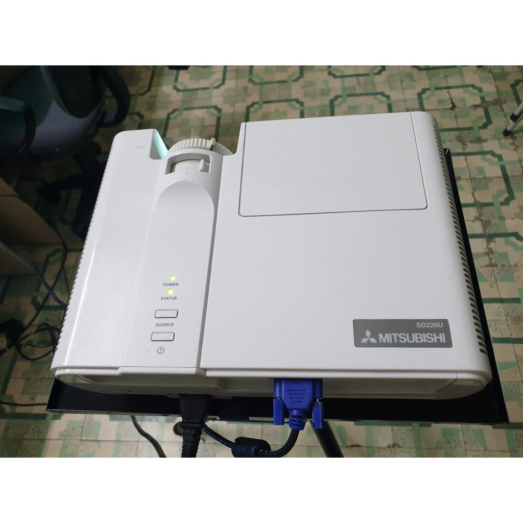Máy chiếu cũ MITSUBISHI SD220U-bảo hành 3 tháng Giá chỉ 3.300.000₫