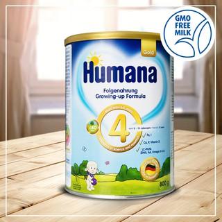 Sữa công thức Humana Gold số 1- 350g, Nhập khẩu Đức ( Cam Kết 100% Hàng Chính Hãng)