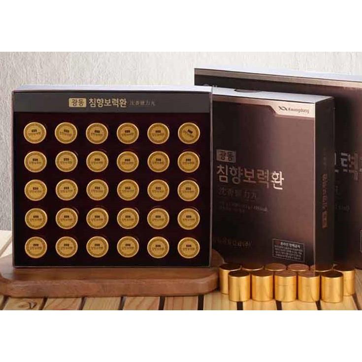 An Cung Ngưu Hoàng Hoàn KWANGDONG Hàn Quốc, Hộp giấy 30 viên An Cung Ngưu Hoàng Hoàn KWANGDONG Hàn Quốc, Hộp giấy 30 viên