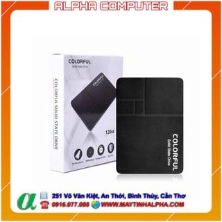 Ổ CỨNG SSD COLORFUL SL300 120GB MỚI FULL BOX thumbnail