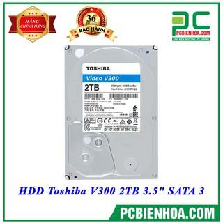 Ổ cứng HDD Toshiba 2T 7200 ( bảo hành 36T)
