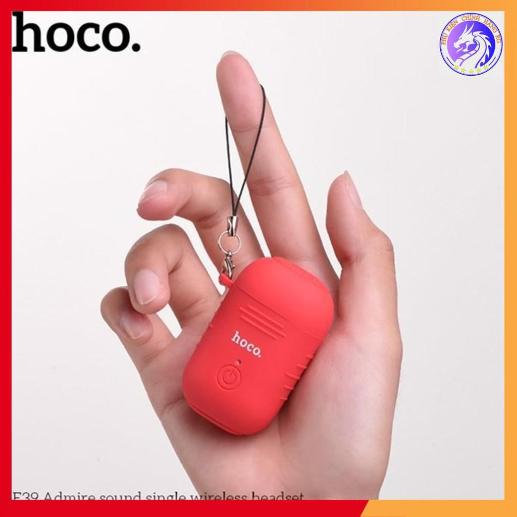Tai Nghe Bluetooth Hoco E39 / E39L V5.0 Chính Hãng Kèm Dock Sạc - BH 12 Tháng