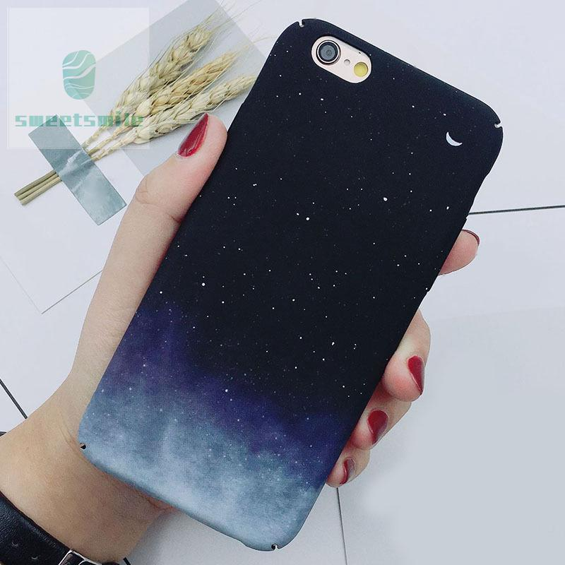 SW♥ Mobile Phone Case Cover Starry Sky Sand Painting Compatible OPPO A59 A57 A77 R9 R9S R11 R11S