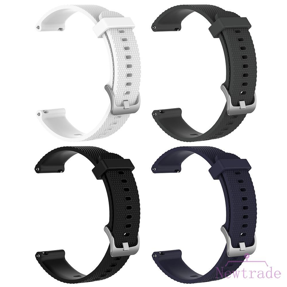Silicone Quick Release Watch Band Bracelet Wrist Strap for TicWatch E2/S2 L