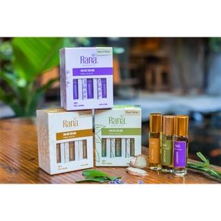 Tinh dầu thảo mộc Mintfresh – 10ml – Rana
