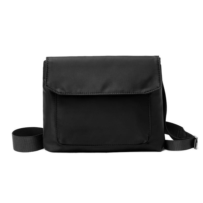 Túi Đeo Chéo Thời Trang Nam Nữ Unisex Chất Liệu Da Polyeste Phủ Da PU Cam Kết Hàng Y Như Hình Cao Cấp