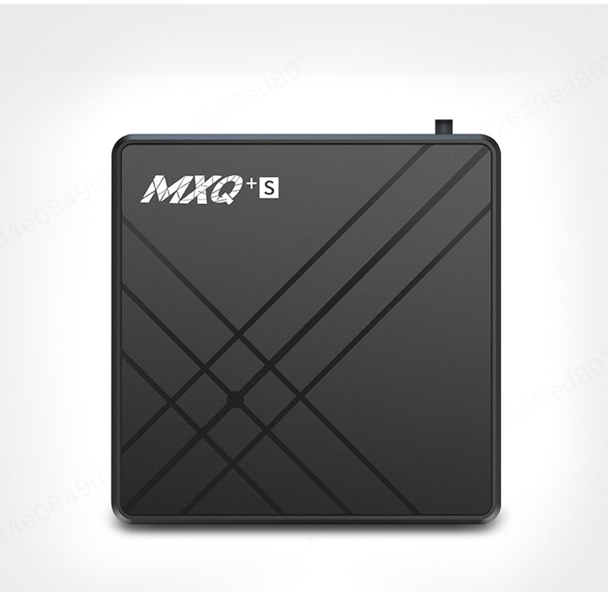 Đầu Tv Box Thông Minh Mx Android 9.0 Amlogic S905 Mx + S Qpro 4k 1gb + 8gb Và Phụ Kiện