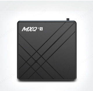 TV BOX Smart Network Set-top Box MX Android 9.0 Amlogic S905 MX+S QPro 4K 1GB+8GB