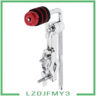 Giá đỡ cánh tay bằng kim loại Cymbal Boom có kẹp các bộ phận đai ốc nhả nhanh