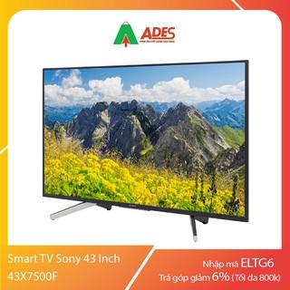 Smart TV Sony 43 inch 43x7500f
