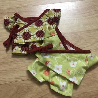 Outfit cho Doll 15 & 20 – Pijama (hàng may tay)