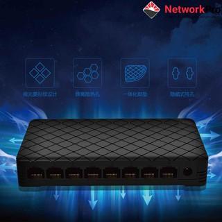 Thiết bị mạng HUB -SWITCH Ruijie RG-ES08G ( 8-Port Gigabit unmanaged Switch, 8 Gigabit RJ45 Ports ) thumbnail