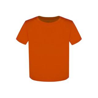 Áo Phông cotton cam K946 BÉ GÁI TNG