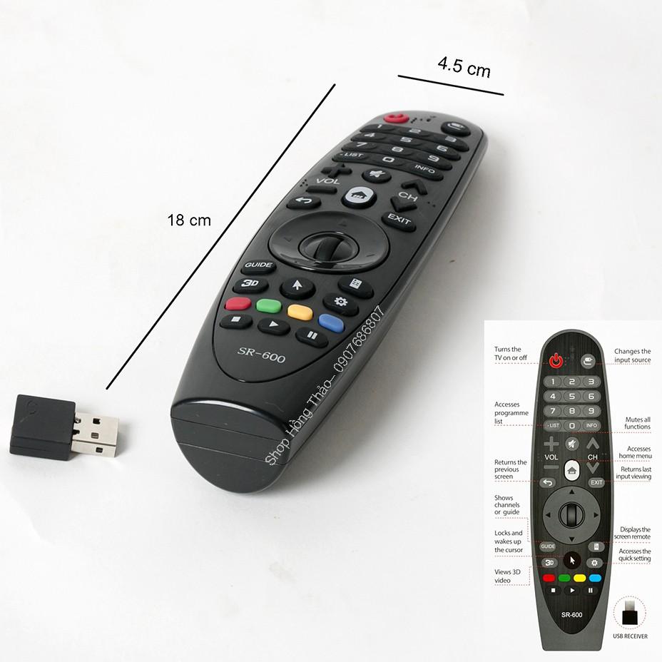 Magic Remote Control LG SR-600