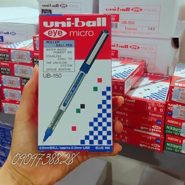 Hộp 12 bút Uniball UB-150 chính hãng - 9954074 , 779706138 , 322_779706138 , 336000 , Hop-12-but-Uniball-UB-150-chinh-hang-322_779706138 , shopee.vn , Hộp 12 bút Uniball UB-150 chính hãng