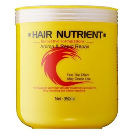KEM HẤP TÓC PHỤC HỒI HAIR NUTRIENT 950G