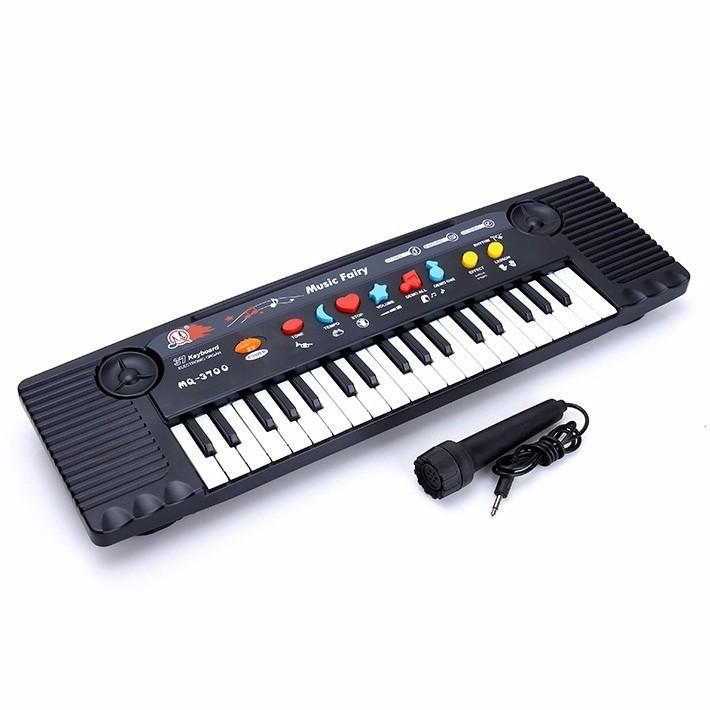 Đàn piano điện tử kèm Micro đồ chơi cho bé - 2661259 , 759674582 , 322_759674582 , 105000 , Dan-piano-dien-tu-kem-Micro-do-choi-cho-be-322_759674582 , shopee.vn , Đàn piano điện tử kèm Micro đồ chơi cho bé