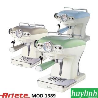Máy pha cà phê Ariete MOD 1389 - 15 bar - BH 24 tháng