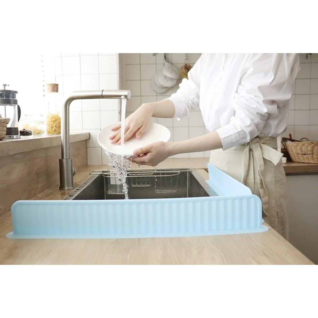 [Fox_Shop] Miri Sink Water Screen / Skyblue / Gray / Korea Miri / Kitchenware