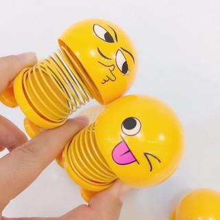(SIÊU HOT) Thú Nhún Emojji Con Lắc Lò Xo – Siêu Chất – Siêu Vui Emoji