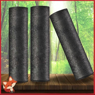 FAY High Quality Anti-UV Sunshade Net Black Shade Cover Sunscreen Cloth Outdoor Garden 85% Shading Rate Plant Greenhouse Covers 2*20meters Car Sunblock