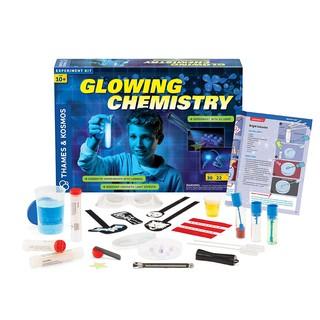 Bộ thí nghiệm hóa học phát sáng cho bé