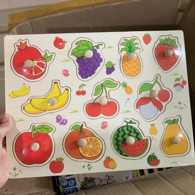 Combo chủ đề trái cây