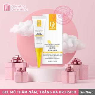 [Date 5 2022] Dr.Hsieh gel giúp mờ thâm nám, trắng da Topical Botanical Whitening 5ml thumbnail