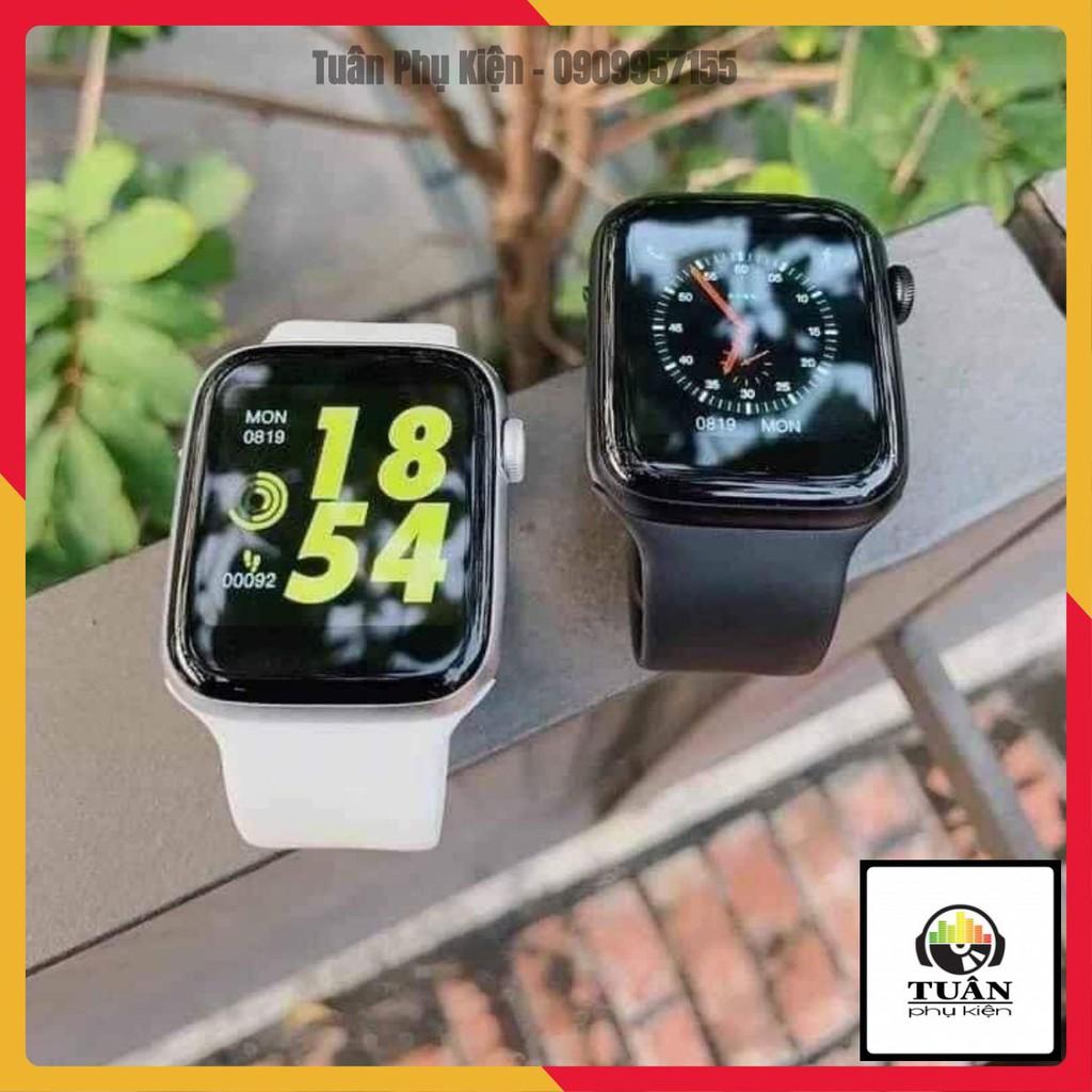 Đồng hồ thông minh T500 kiểu dáng Watch series 5, bản nâng cấp, chống nước