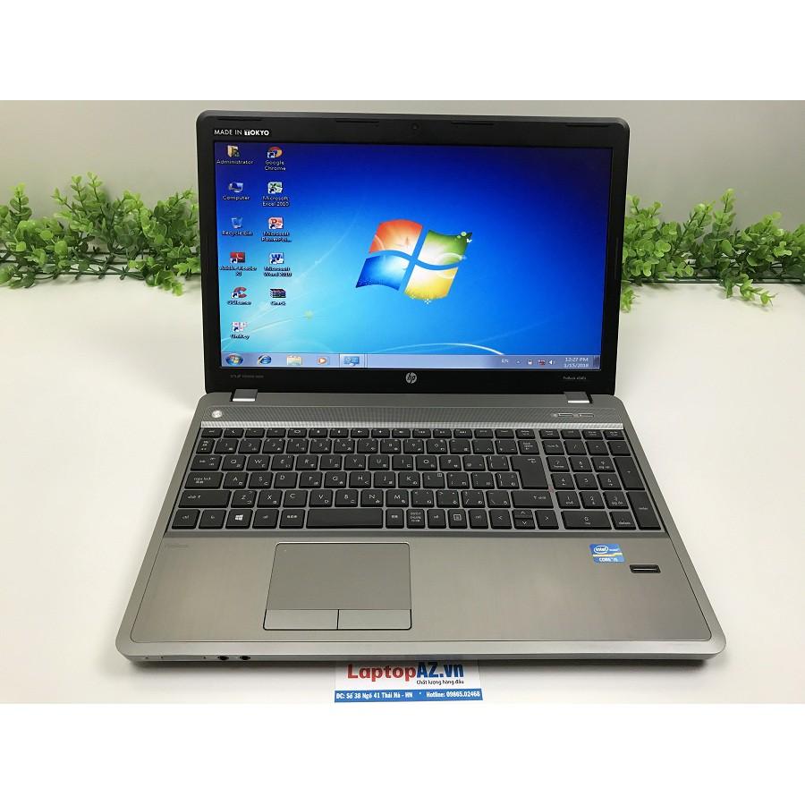 Laptop HP 4540s Core I5 Nhập Khẩu Từ Nhật | BigBuy360
