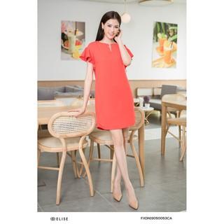 Đầm cam tay bèo thiết kế Elise thumbnail