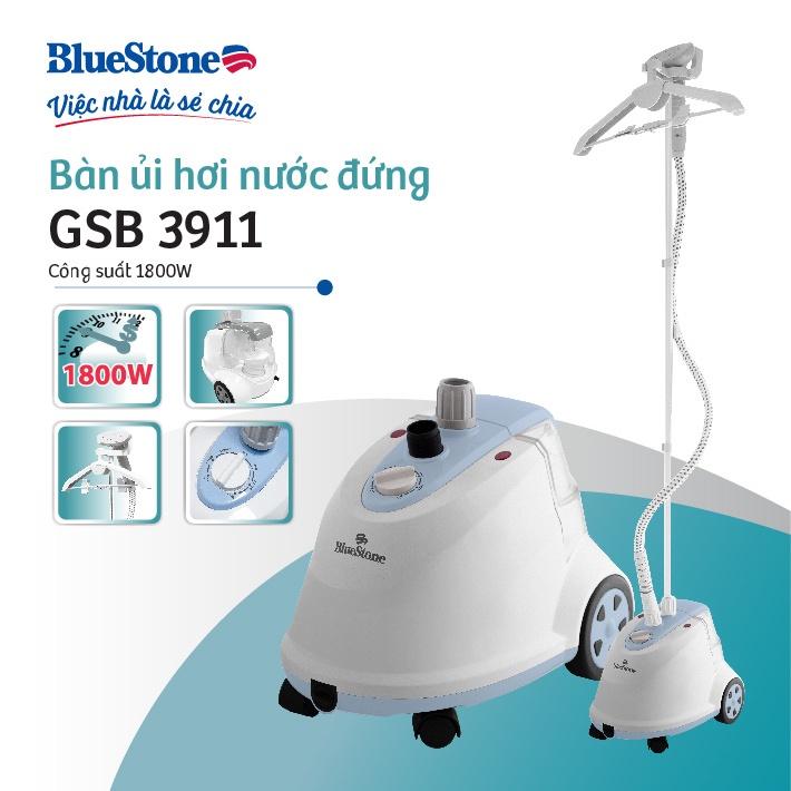 Bàn ủi hơi nước đứng BlueStone GSB-3911