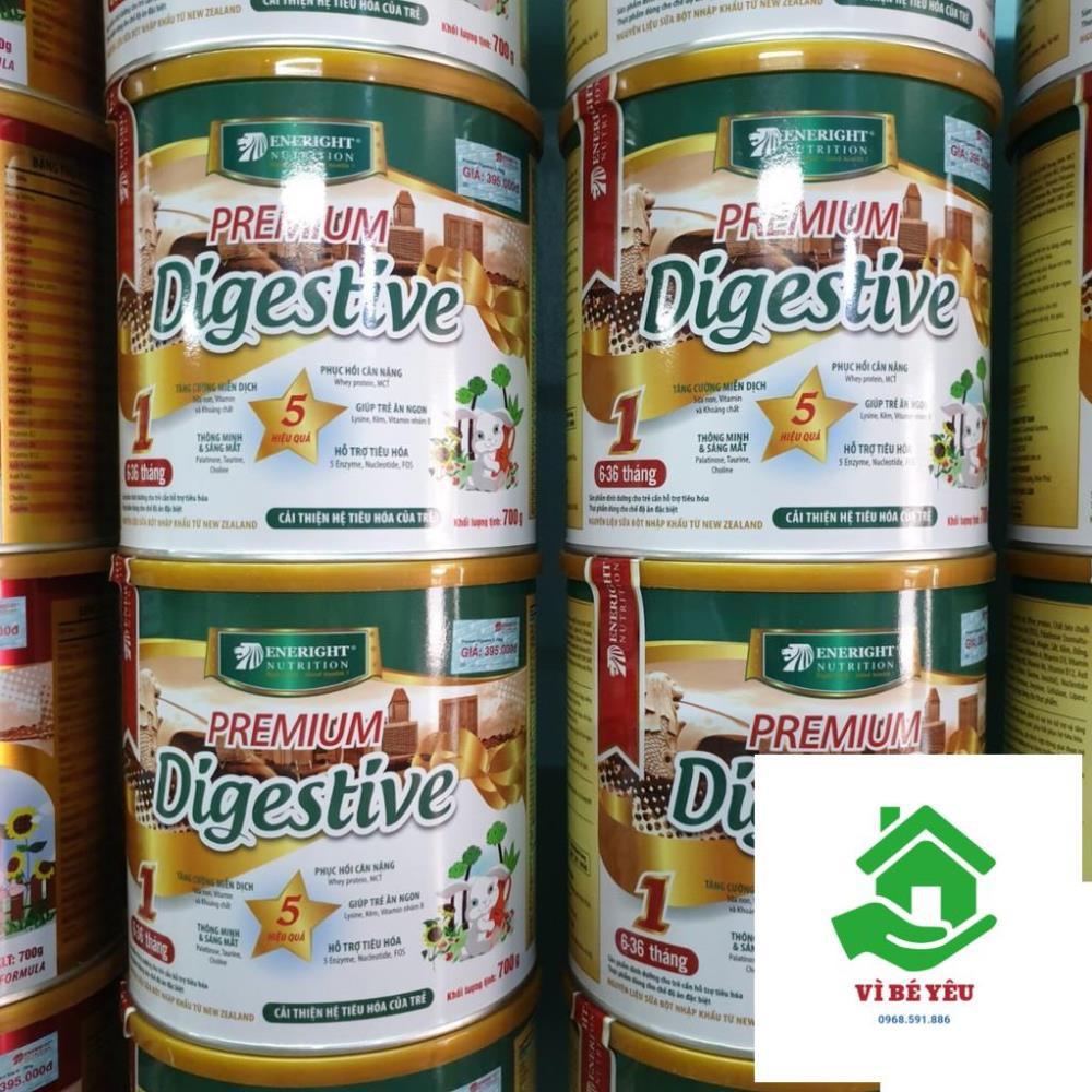 Sữa Premium Digestive 1 loại 700g Date 2022