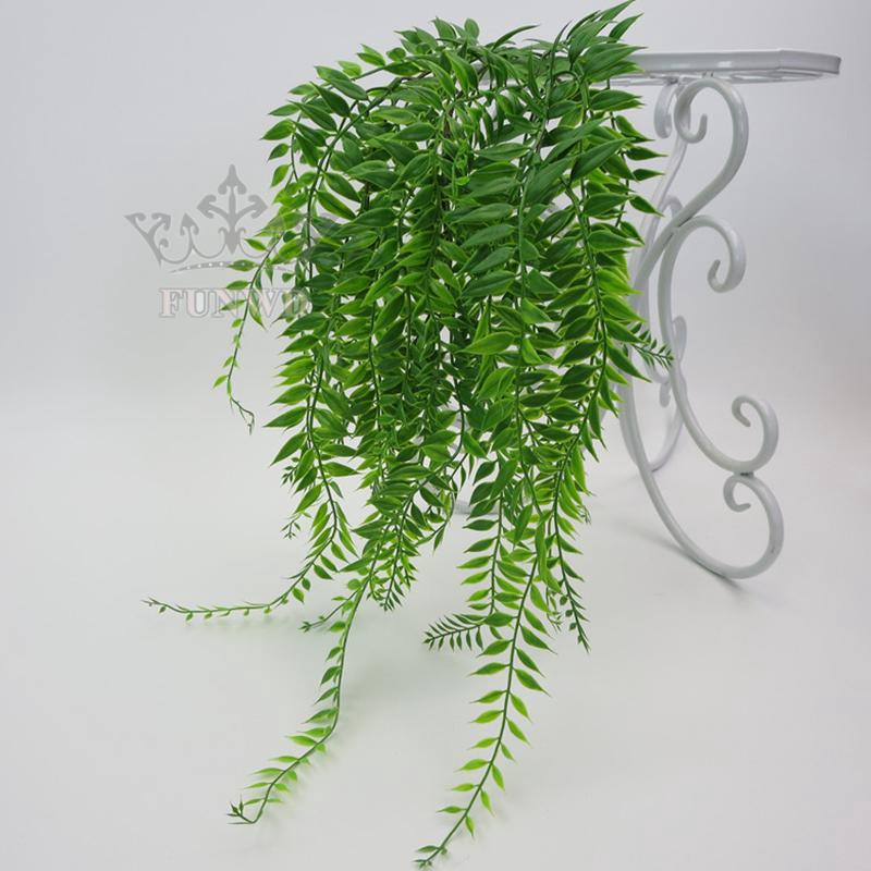 Artificial Plant Prop Background Wedding Party Home Hotel Christmas Decoration Willow Floral Hanging Practical