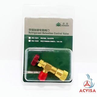 Khóa Gas Chống Bỏng Gas R410