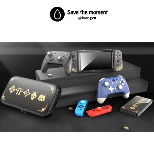 Bộ phụ kiện Monster Hunter Rise (IINE - Akitomo - Nalan) cho Nintendo Switch / Lite