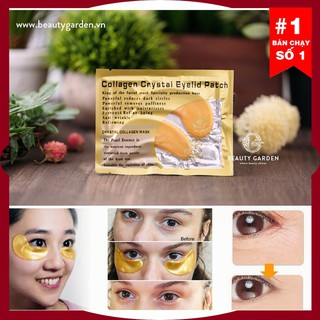 Mặt Nạ [FREE SHIP] Mặt Nạ Mắt Collagen CC3.5 MASK Mẫu Mới [Mat Na]