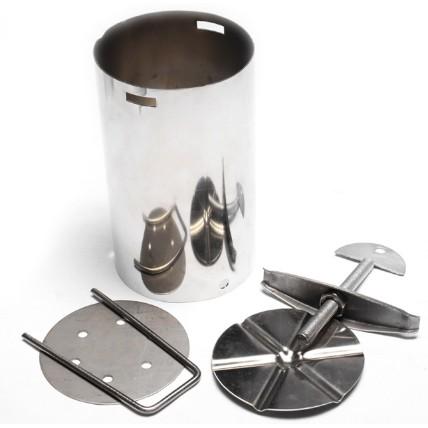 Khuôn làm giò inox loại 1kg dùng cho gia đình